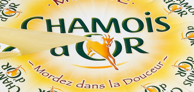Chamois D'or / Золотая Серна