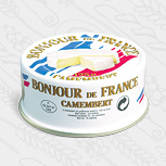 Bonjour de France / Привет из Франции Камамбер, 125 г