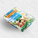 Milkana / Милкана Салатно-бутербродный сыр ISLOS, 180 г