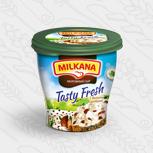 Milkana / Милкана Tasty Fresh творожный сыр с белыми грибами, 150 г