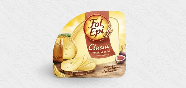 Fol Epi / Фоль Эпи классический нарезка, 150 г