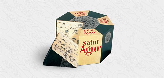 Saint Agur / Сент Агюр весовой, 2,3 кг