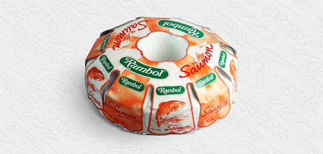 Rambol / Рамболь с лососем, 1,8 кг