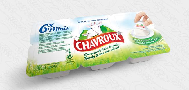 Chavroux / Шавру мини, 120 г
