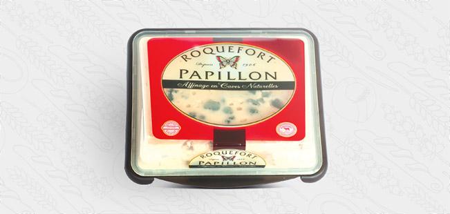 Papillon / Папийон Рэд Лейбл, 125 г