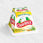 Chavroux / Шавру с тимьяном и розмарином, 150 г