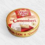 Coeur de lion / Львиное Сердце камамбер, 250 г